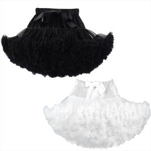 Tutu Partito gonne per le ragazze delle donne di Petticoat gonna sottogonna Womens principessa Layered Puff Skirt Tutu Breve Petticoat