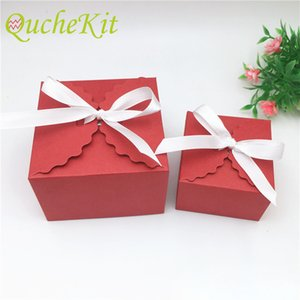 50pcs discount wedding box candy wedding party birthday baby shower gift box biscuit toy box