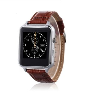 X7 Bluetooth Smart Watches HD Curved Screen Intelligent Mobile Phone Watch Smartwatch For Android Apple iPhone Samsung Support SIM TF Card