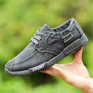 Breathable Men Casual Shoes Loafers Hot Designer Brand Comfortable Outdoor Lazy Male Chaussure Homme