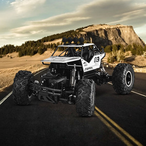 Drop shipping RC 1 16 Rock Crawlers Double Motors Drive Remote Control Car Model Vehicle Toy LJ200919