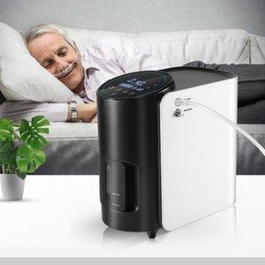 Portable HomeCare Générateur Oxygen Générateur Soins de santé Oxygen Concentrator Oxygénation Faire de la machine Purificateur d'air Eau Ozonizers
