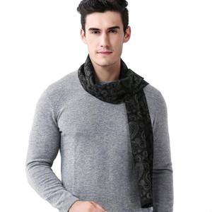 2020 шарфов для мужчин шарфа Зимних теплого кашемира мыс Skull Gift кашемир плед для платья Шарфов D012