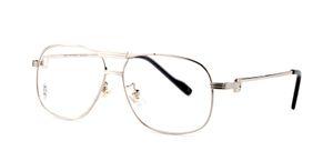 Wholesale- Sunglasses Frames metal silver legs fashion hiphop sun glasses eyeglasses