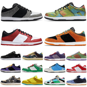 Fashion dunk sneaker dunk sb low grateful bears chunky Authentic skateboard ACG Terra men women trainers basketball shoes