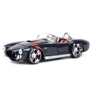 Maisto 1:24 1965 Shelby cobra 427 clásico automóvil estén a presión vehículos fundidos modelo de colección juguetes de coche LJ200930