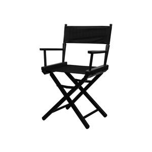 Mektup Katlanır Sandalye Kırmızı Siyah Yüksek Kalite Yönetmen Sandalye Katı Ahşap Tabure Balıkçılık Alan Kamp Sandalyesi Stokta Popüler