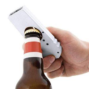Birra birra Bottle Opener Cap Launcher Top Shooters Launcher Shooter con portachiavi