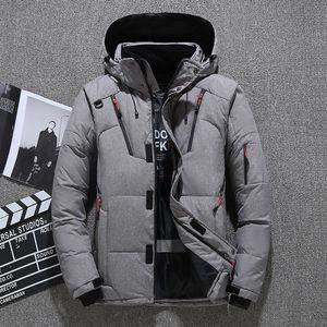 2020 diseñador del Mens abajo Parkas abrigos de invierno de marcas de abrigo con capucha para hombre de la manera del invierno Nuevo hombre de la moda chaquetas parka
