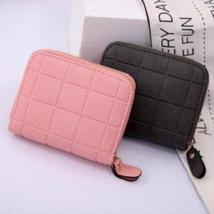 Bag 2021 Purse Fashion Wallet Womens Card Holder Purse Small Zipper Portefeuille Clutch Coin Carteras Female New Women Femme Ddnnm