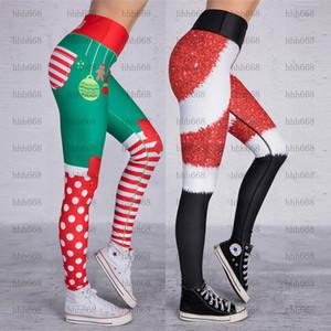 2021 Neuer heißer Verkauf heißer Stil sexy Gesäß weihnachten gestreiften Druck-Jogginghose