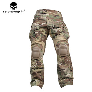 Tactical G3 Pants Combat Gen3 Trousers Airsoft Paintball Hunting Duty Cargo Mens Pants Multicam Pants