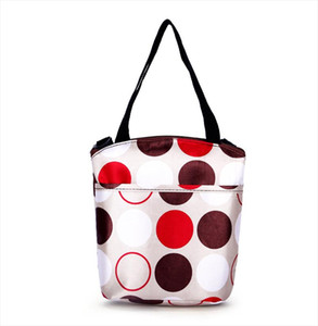 Cross Body Multi color Insulated Bottle Bag Breast Milk Storage Bags Messenger Simple Bag Lunch Bolsos Food Bolsas