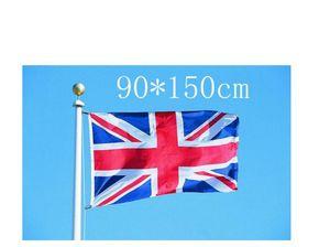 90*150cm United Kingdom National Flag UK British Flag England GB World Country Custom Flags 8833