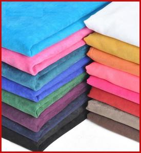 Tecido Smta algodão os tecidos de retalhos de pano por metro para mobília de espessura camurça 50 * 150cm1
