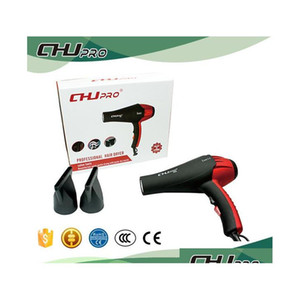 220v Eu Plug Professional Ionic Blow Hair Dryer 2200w Hot Air Brush Hairdryer Hairstyling Salon Barbershop H qyljsQ bdehair