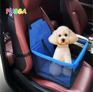 New PVC Pet Dog Cat Car Seat Bag Carriers Small Animal Pet Dog Mat Blanket Cover Mat Protector Breathable Waterproof