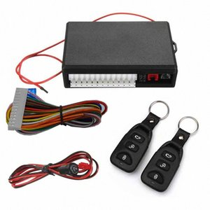 Car Remote Central Door Lock Keyless System Central Locking with Remote Control Car Alarm Systems Auto Kit PfBB#