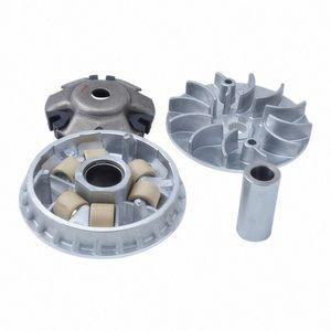 Motorrad-Antrieb Gesicht Kupplung Variatorantriebsverhältnisses Pulley Assy für SPACY 125 CHA125 CHA 125 1995-2007 Fizi CHS125 2012-2017 6srI #