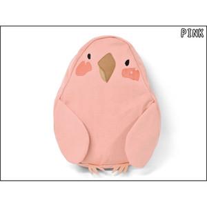 Sacos de moda japonesa bonito Forma Papagaio Pássaro Amimal mochilas escolares para adolescente Nylon Anime alta capacidade 201013