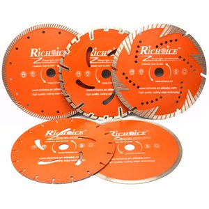 Richoice Diamond Saw Blade for Marble Granite Stone Cutting