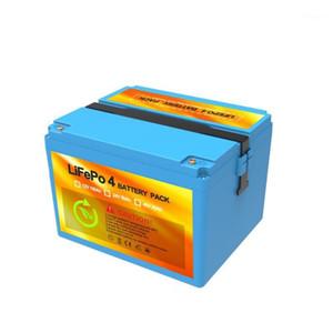 بروتابلي استبدال بطارية الرصاص الحمضية 12V 100AH LIFEPO4 البطارية لنظام الطاقة الشمسية 1