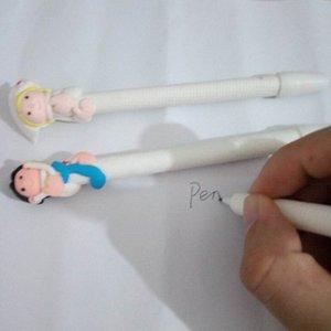 100pcs Aspecto Ballpoint Pen 0.5mm Pen Tip Black Relabeled School Student Papelería Oficina de escritura Regalo Mb6o #
