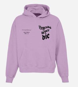 New Juice Wrld Legends Never Die 3D Hoodies Men Women Pullover Sweatshirt Print Regular Polyster New Fashion Casual Hooded Full