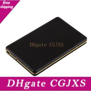 الإطار الذهبي الماس 2nd 2 .5 بوصة SATA IDE HDD صندوق USB 2 .0 SSD القرص الصلب القرص التخزين الخارجي العلبة صندوق العلبة المحمول لسامسونج كمبيوتر