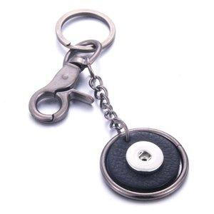 Keychain Keychain Keychain Key Corps Snap Snap Keychains Fit 18mm Snap Buttons Bijoux Bijoux Unisexe Lanyard Cadeau de Noël Q Jlqhi