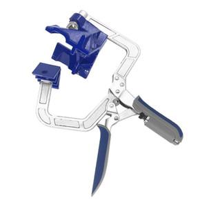 1PCS 90도 직각 목공 클램프 사진 프레임 코너 클립 핸드 툴 빠른 코너 홀더 목공 도구를 고정