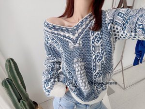 Top Quality 2020 The Latest Designers Fashion Womens Winter Sweater Pullover Letter Printing Sweaters Long Sleeve Clothes Women Jumper