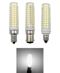 3pcs E11 E12 BA15d 136 SMD LED Bulb Lamp Light White 120V 10W Equivalent 100W Halogen