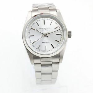 Venda de esportes 3a branco azul rei self-vento relógios de aço relógio de aço Movimento automático Mens Mens Mecânica Mecânica Hot 2813 Fashion Wristwatc