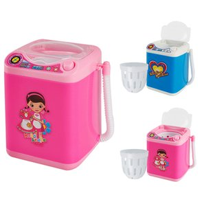 판매 메이크업 브러쉬 클리너 장치 자동 청소 미니 세탁기 미니 완구 Gilrs 세 가지 색상 최저 Sellingju0423