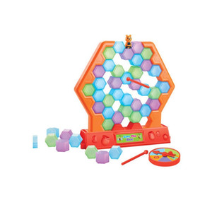 Save the bee wall-breaking games knocks on block Wall toy For Children Board Game