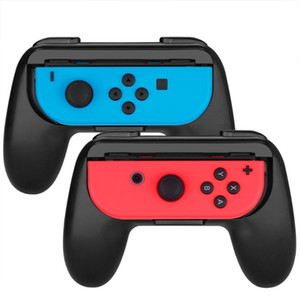 2pcs ABS Gamepad Grip Handle Stand Holder for Switch Left Right Joy-Con Joycon NS NX Game Controller