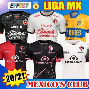 Atlas FC Soccer Jerseys 2020 2021 Local Visitante L.Reyes I.Jeraldino 20 21 Jersey Camiseta de Futbol Camisetas de fútbol