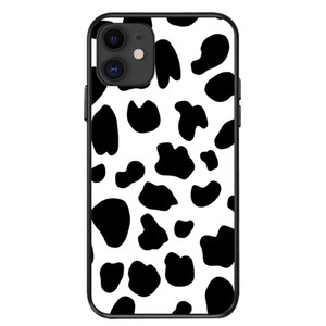 High Quality I-phone 12 Case For Iphone 12 11 Mini Pro Max Milk Pattern Shockproof Cover Shell Cell 11 Moblie Phone Cases