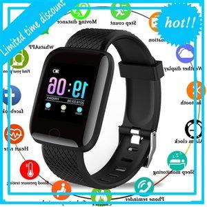 2019 جديد أنيق D13 الذكية الإلكترونية الرياضية smartwatch اللياقة البدنية تعقب لالروبوت الذكي IP67 ساعات للماء