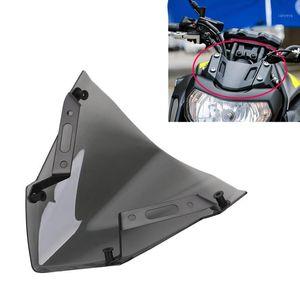 Windshield Windsn для MT-07 FZ-07 2020 2020 Аксессуары для мотоциклов Pare-Trise Wind Deflectors MT07 FZ07 MT FZ 071