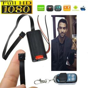 HD 1080P Small Camcorder Mini DV Camera Video Voice car DVR Camcorder Motion Detection Remote Control Portable Micro Cam