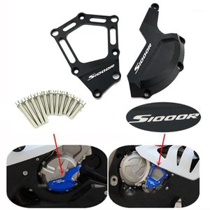 Motorcycle CNC Engine Case Stator Pulse Cover Sliders Protector For S1000R 2014-2020 Engine Stator Cover Slider Guard1