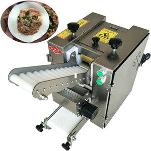 2021Automatic Round square dumpling wrapper making spring roll skin maker crepe tortilla chapati roti machine60pcs min