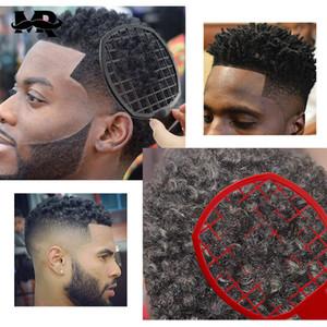 Creative peine Mujeres Twist It Up Pein Professional Curly Hair Sucio Braid Comb Perm Style Afro Twist Tool DHL Envío