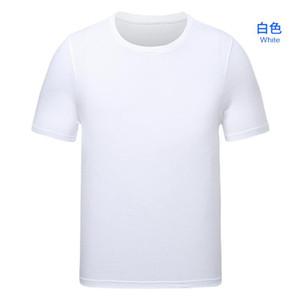 Kinder Plain T Shirt Tops für Kind Jungen Mädchen Baby Kleinkind Solide Farbe Baumwollkleidung Weiß Schwarz Kinder Sommer T-Shirts