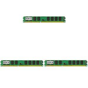 RAMs DDR3 PC3-10600 RAM 133Hz 240PIN 1.5V DIMM Desktop Memory For  AMD