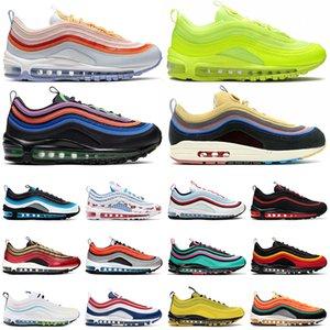 nike air max 97 airmax 97s Sean Wotherspoon Scarpe da corsa da uomo Worldwide chunky dunky 97s uomo donna scarpe da ginnastica sportive sneakers