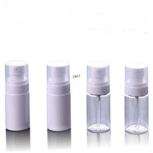 40ml blanc / clair vide poche de pompe en plastique de pompe de pompe cosmétique Emulsion F20172415Good QualtityBood Shopping