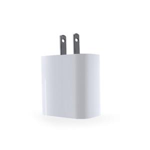 20W rápida Mini carregador de parede USB 3.1 Type-C Power Adapter PD Carregador para IPhone 12/11 Pro Max XR Branco